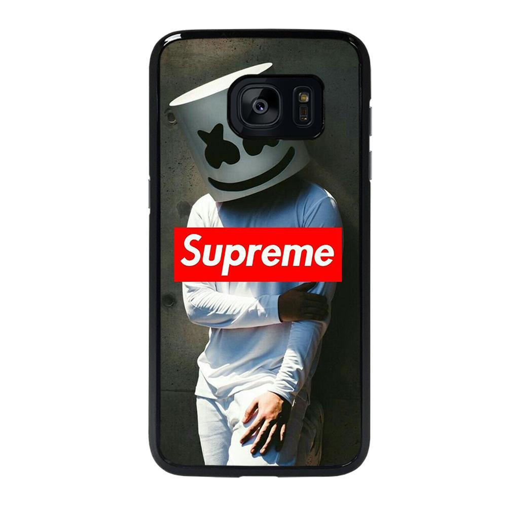 low priced d3d7c 622cb SUPREME MARSHMELLO Samsung Galaxy S7 Edge Case Cover - Favocase