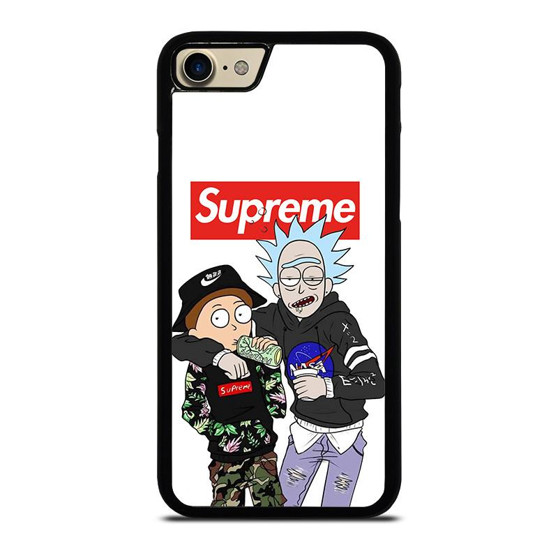 Supreme Rick And Morty Iphone 7 Case Cover