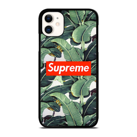 SUPREME TROPICAL BANANA-iphone-11-case-cover