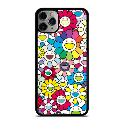 TAKASHI MURAKAMI FLOWER iPhone 6/6S 7 8 Plus X/XS XR 11 Pro Max Case - Cool Custom Phone Cover