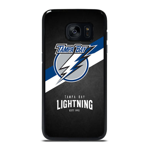TAMPA BAY LIGHTNING LOGO Samsung Galaxy S7 Edge Case Cover