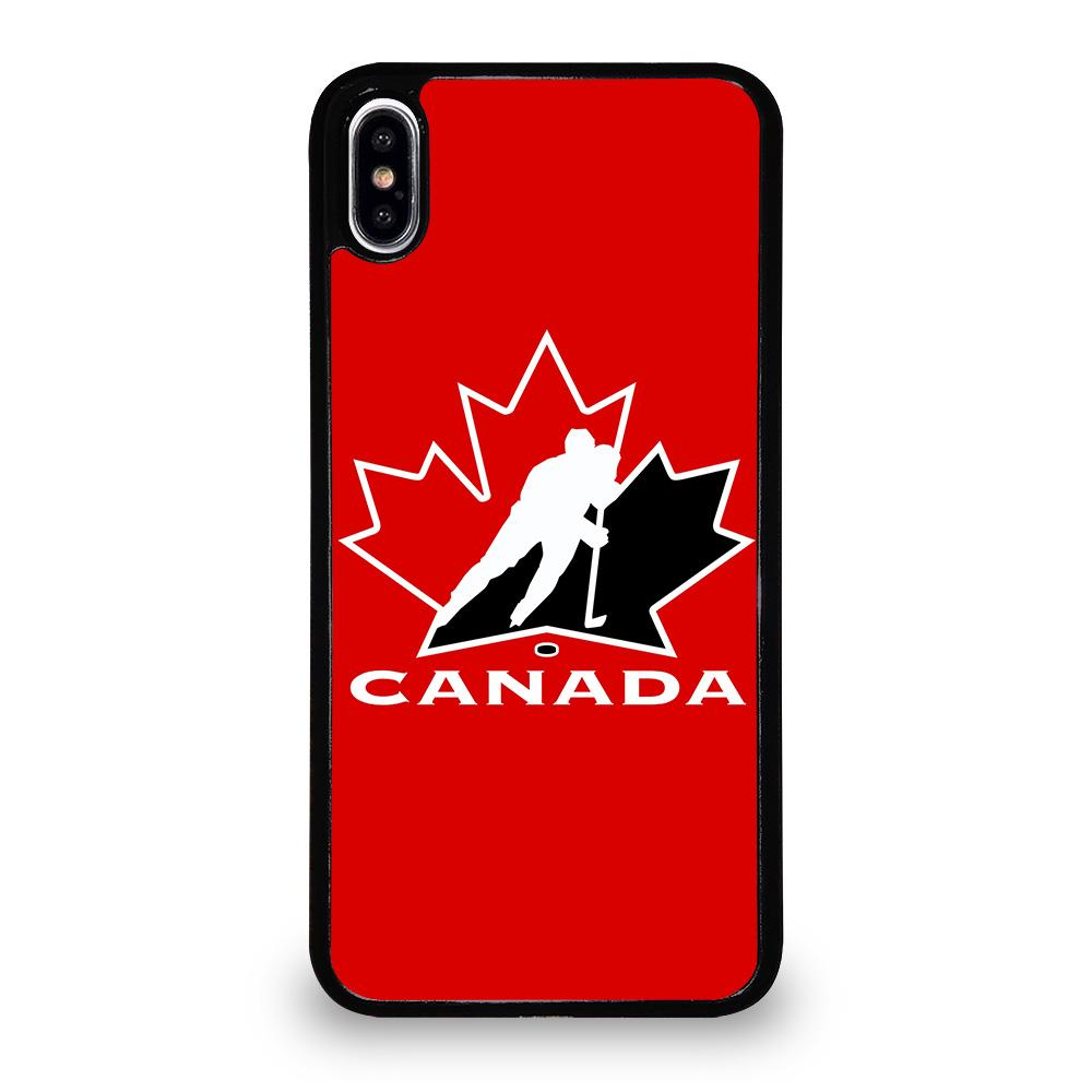 Team Canada Hockey Logo Iphone Xs Max Case Cover Favocase