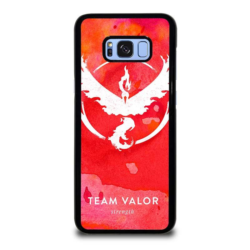 huge selection of d5f87 205fd TEAM VALOR POKEMON GO Samsung Galaxy S8 Plus Case Cover - Favocase