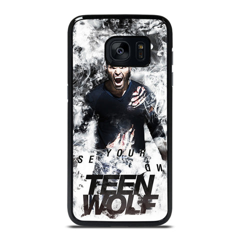 TEEN WOLF Samsung Galaxy S7 Edge Case Cover