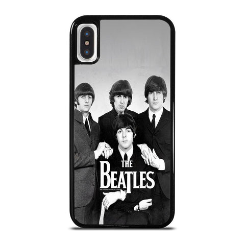 THE BEATLES RETRO-iphone-x-case-cover
