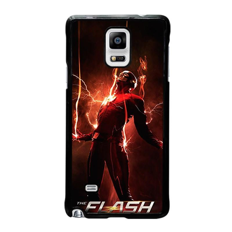THE FLASH 6 Samsung Galaxy Note 4 Case Cover - Favocase