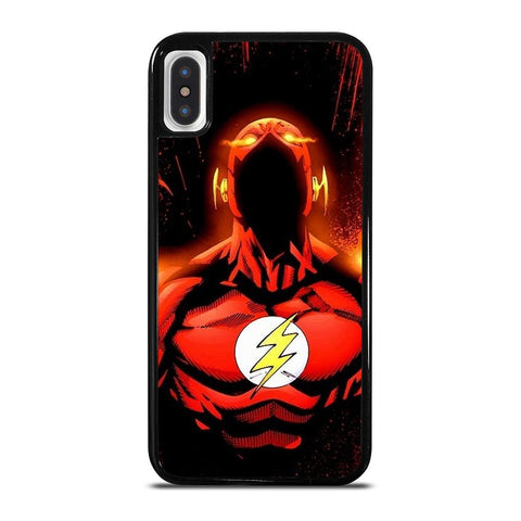 THE FLASH 8-iphone-x-case-cover
