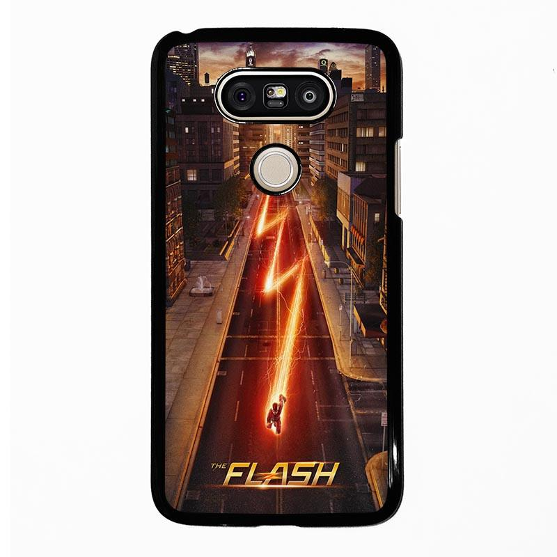 THE FLASH DC LG G5 Case Cover - Favocase