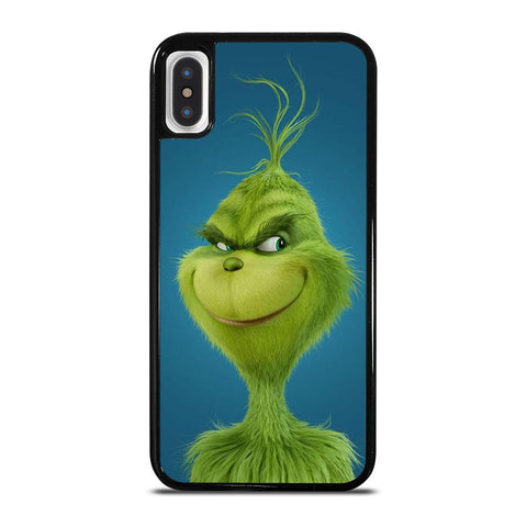 THE GRINCH CARTOON-iphone-x-case-cover