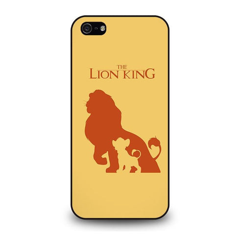 THE-LION-KING-SIMBA-Disney-iphone-5-5s-case-cover