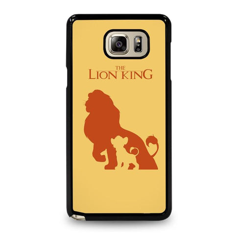 THE-LION-KING-SIMBA-Disney-samsung-galaxy-note-5-case-cover
