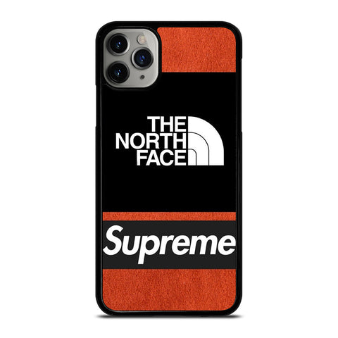 THE NORTH FACE SUPREME iPhone 6/6S 7 8 Plus X/XS XR 11 Pro Max Case - Cool Custom Phone Cover