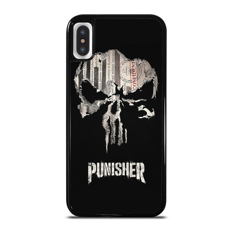 THE PUNISHER ICON-iphone-x-case-cover