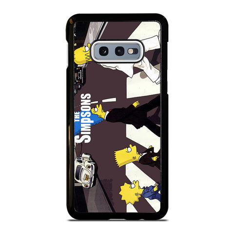 THE SIMPSONS-samsung-galaxy-S10e-case-cover