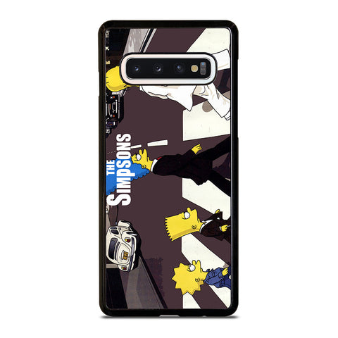 THE SIMPSONS-samsung-galaxy-S10-case-cover