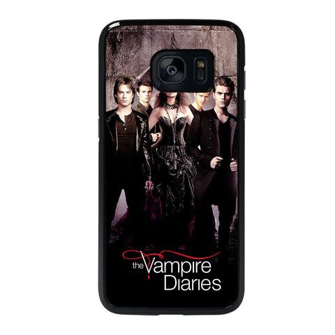 THE VAMPIRE DIARIES 2-samsung-galaxy-s7-edge-case-cover