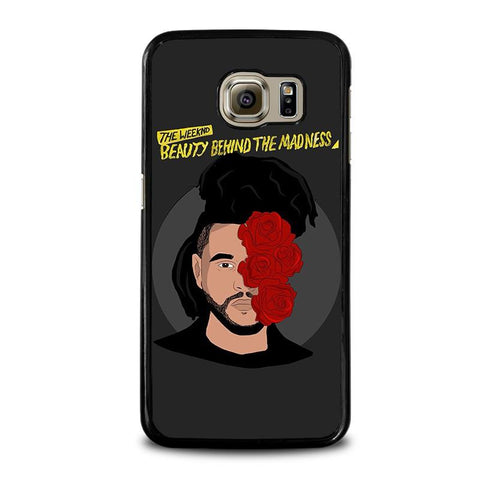 THE-WEEKND-BBTM-Beauty-Behind-The-Madness-samsung-galaxy-s6-case-cover