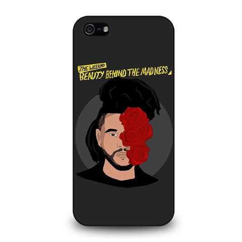 THE-WEEKND-BBTM-Beauty-Behind-The-Madness-iphone-5-5s-case-cover