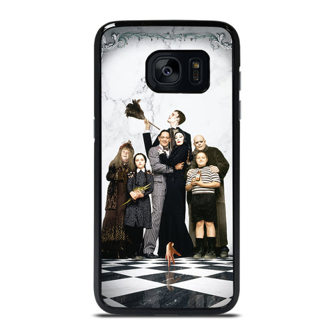 THE ADDAMS FAMILY Samsung Galaxy S7 Edge Case Cover