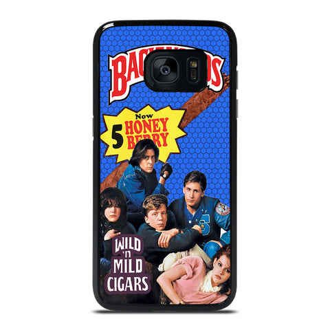THE BREAKFAST CLUB BACKWOODS Samsung Galaxy S7 Edge Case Cover