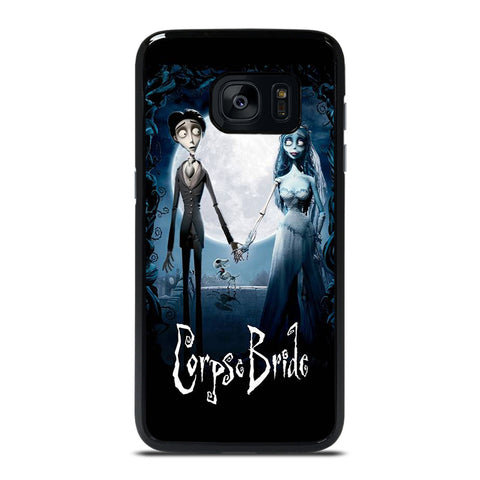 THE CORPSE BRIDE Samsung Galaxy S7 Edge Case Cover