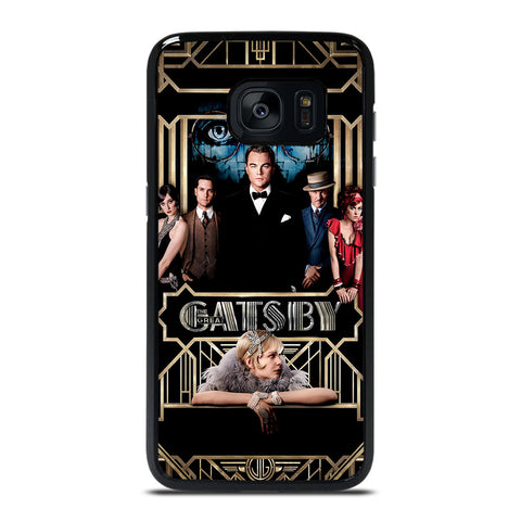THE GREAT GATSBY Samsung Galaxy S7 Edge Case Cover