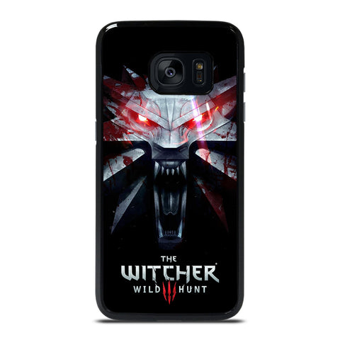 THE WITCHER WILD HUNT Samsung Galaxy S7 Edge Case Cover