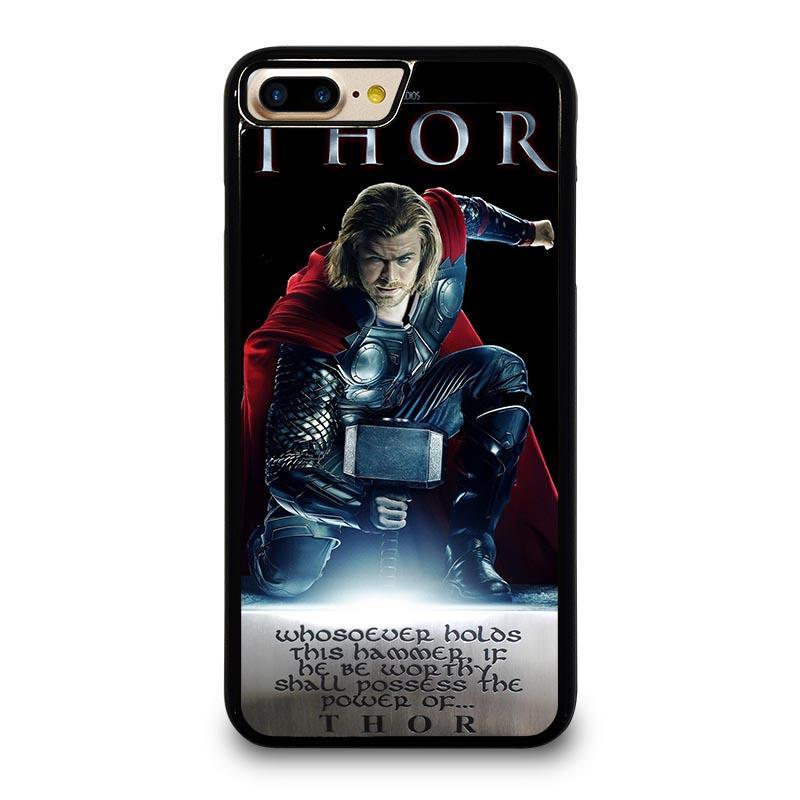 premium selection 6b3a4 8ede5 THOR MARVEL iPhone 7 Plus Case Cover - Favocase