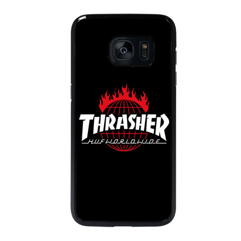 THRAASHER HUF WORLDWIDE-samsung-galaxy-s7-edge-case-cover