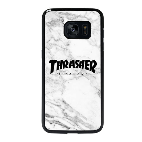THRASHER SKATEBOARD MAGAZINE MARBLE-samsung-galaxy-#REF!-edge-case-cover