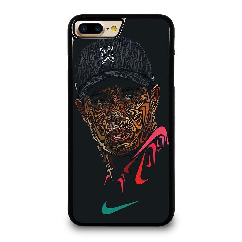 TIGER WOODS NIKE PORTRAIT iPhone 7 Plus Case Cover , Favocase