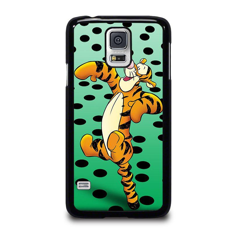 reputable site f12e3 5b3c7 TIGGER Winnie The Pooh Samsung Galaxy S5 Case Cover - Favocase