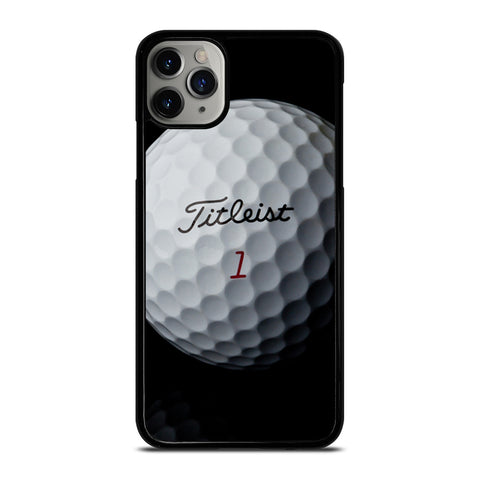 TITLEIST GOLF iPhone 6/6S 7 8 Plus X/XS XR 11 Pro Max Case - Cool Custom Phone Cover