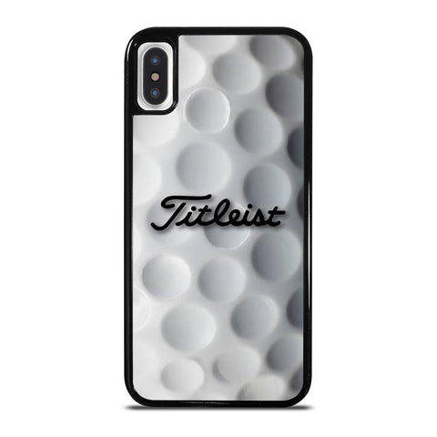 TITLEIST ICON-iphone-x-case-cover