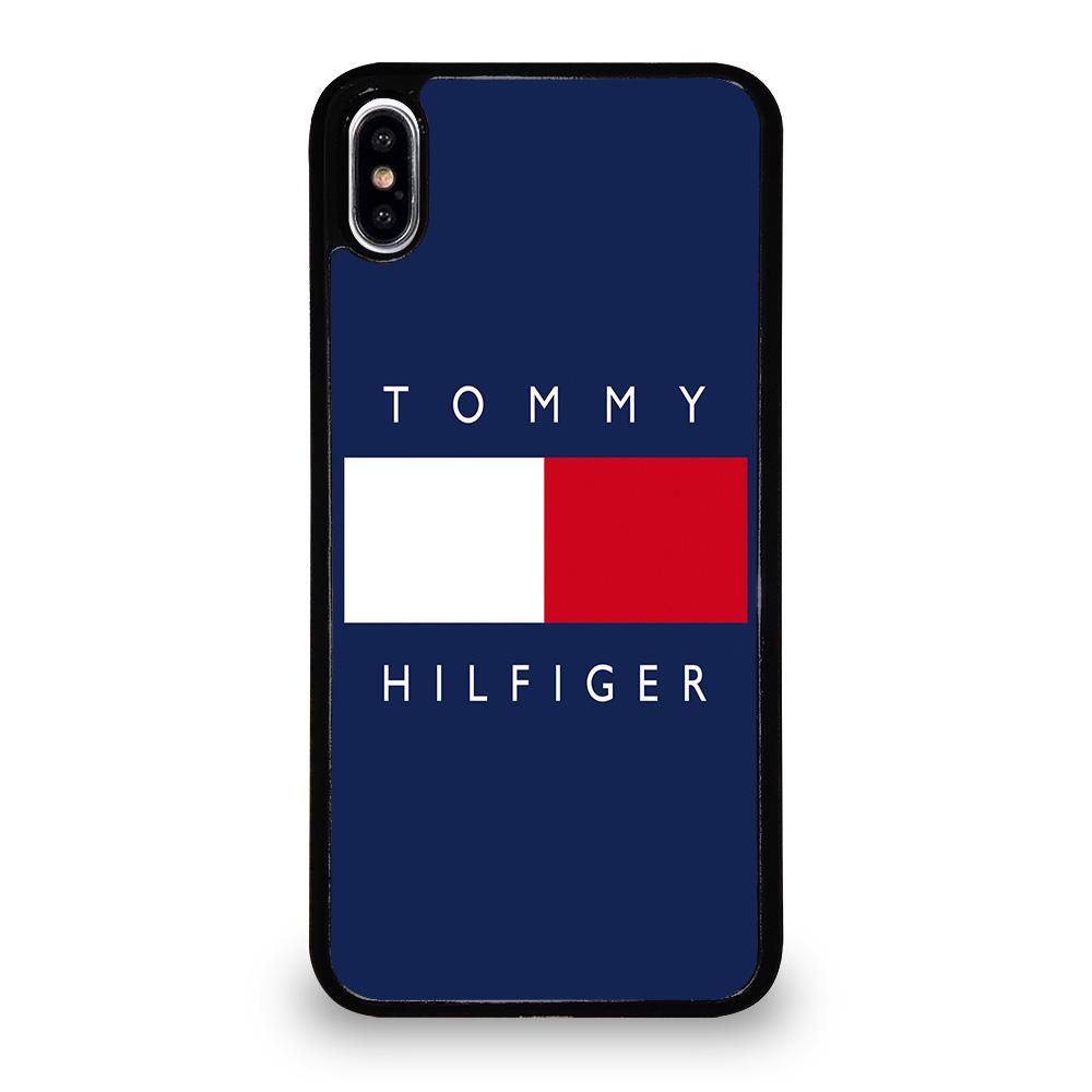 official photos 790fa 60252 TOMMY HILFIGER iPhone XS Max Case Cover - Favocase