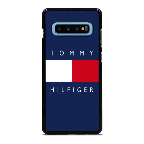 TOMMY HILFIGER Samsung Galaxy S10 Plus Case - Best Custom Phone Cover Cool Personalized Design