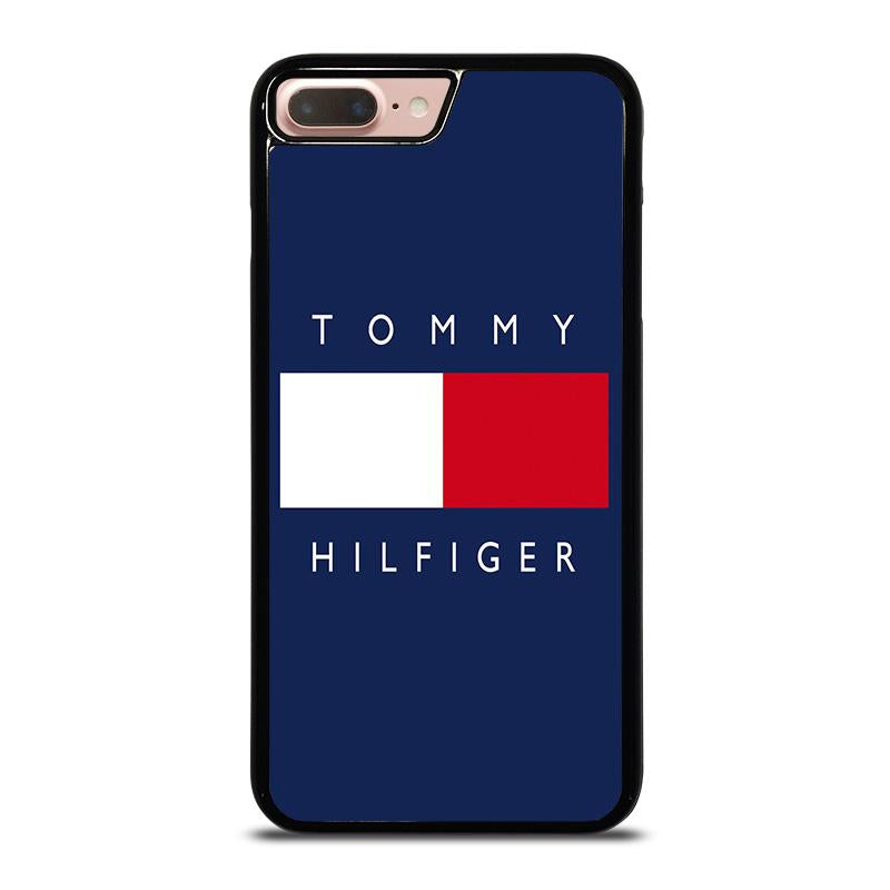 80eaf8b24a3 TOMMY HILFIGER iPhone 8 Plus Case - Best Custom Phone Cover Cool ...