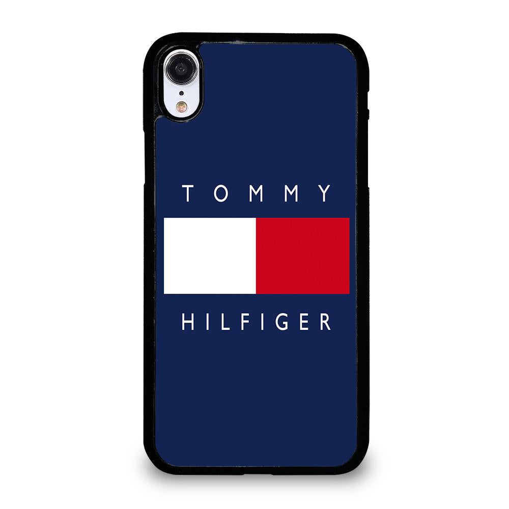 buy online 89475 1f62e TOMMY HILFIGER iPhone XR Case Cover - Favocase