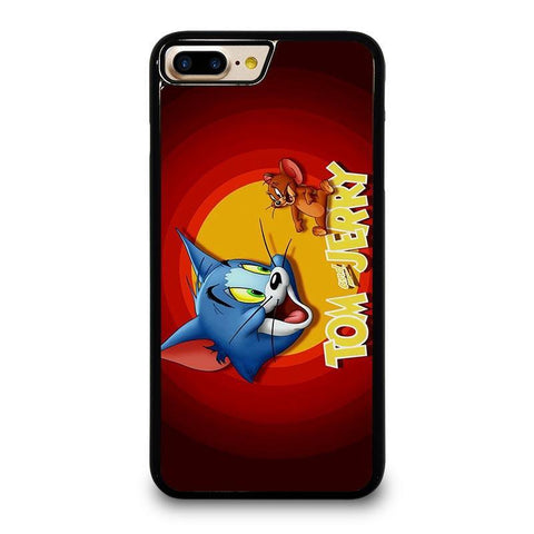 TOM-AND-JERRY-Logo-iphone-7-plus-case-cover
