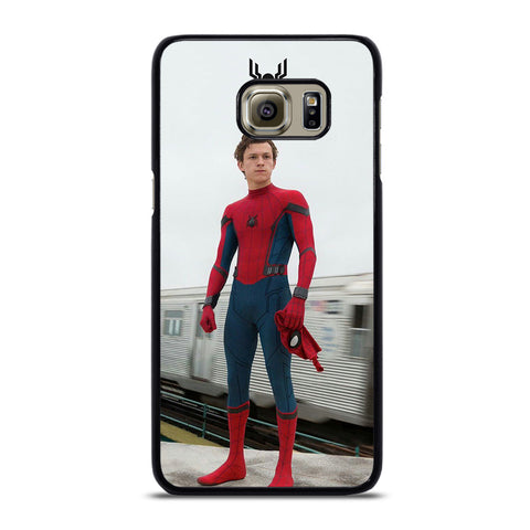 TOM HOLLAND SPIDERMAN-samsung-galaxy-S6-edge-case-cover