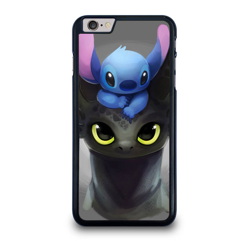 brand new 166f3 5f9bc TOOTHLESS AND STITCH iPhone 6 / 6S Plus Case Cover - Favocase