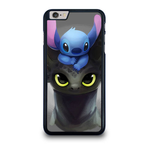 TOOTHLESS AND STITCH-iphone-6-6s-plus-case-cover