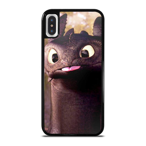 TOOTHLESS CUTE DRAGON-iphone-x-case-cover