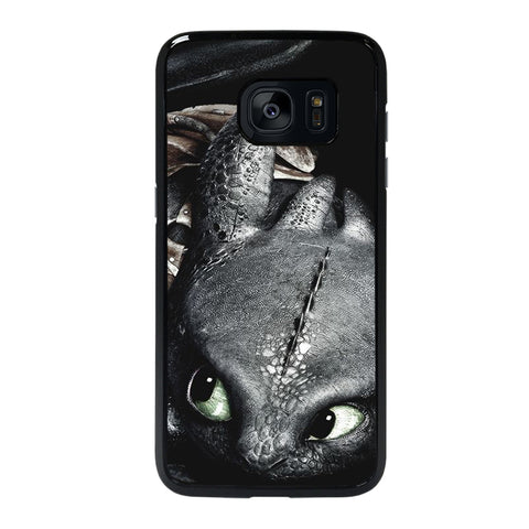 TOOTHLESS TRAIN YOUR DRAGON-samsung-galaxy-#REF!-edge-case-cover