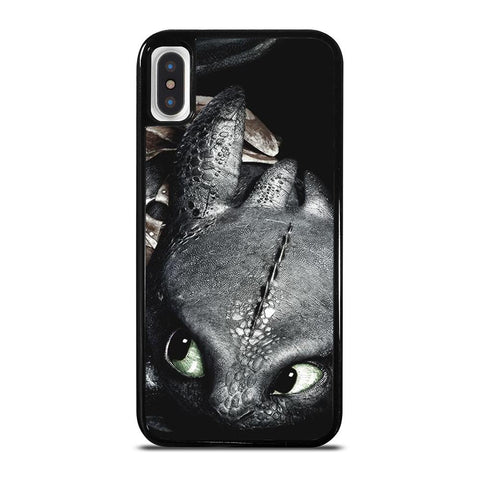 TOOTHLESS TRAIN YOUR DRAGON-iphone-x-case-cover