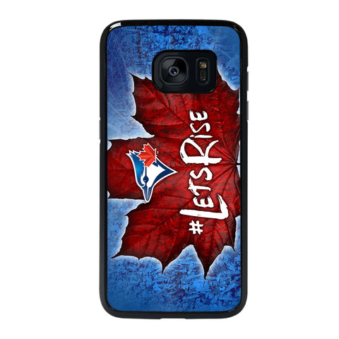 TORONTO BLUE JAYS ICON-samsung-galaxy-#REF!-edge-case-cover