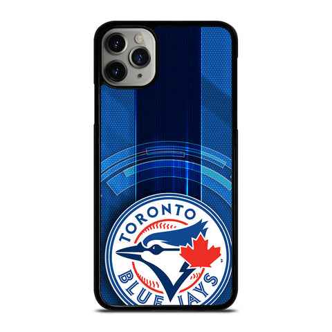 TORONTO BLUE JAYS LOGO iPhone 6/6S 7 8 Plus X/XS XR 11 Pro Max Case - Cool Custom Phone Cover