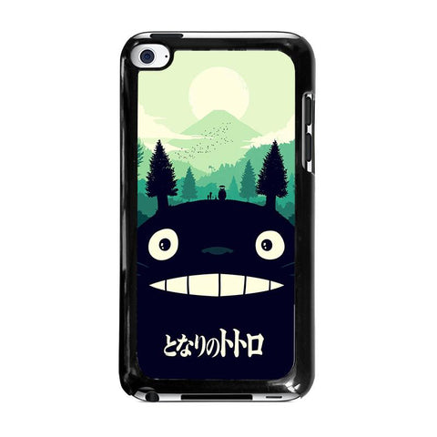 TOTORO-ipod-touch-4-case-cover