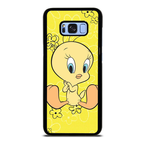 TWEETY BIRD LOONEY TUNES 2-samsung-galaxy-S8-plus-case-cover