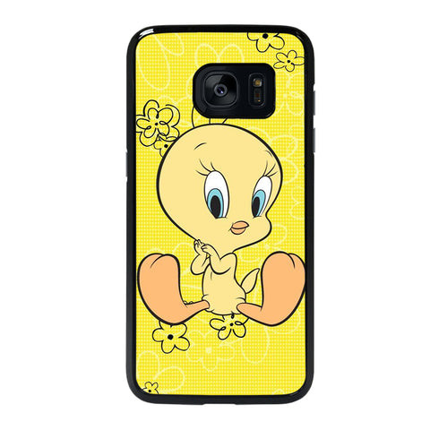 TWEETY BIRD LOONEY TUNES 2-samsung-galaxy-#REF!-edge-case-cover